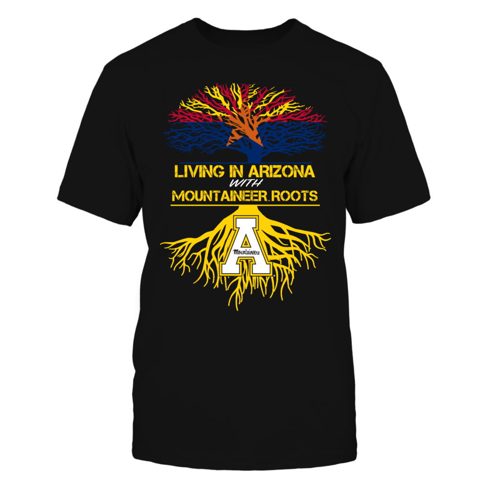 Appalachian State Mountaineers - Living Roots Arizona Front picture