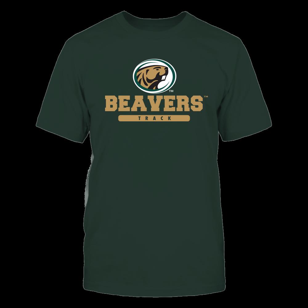 Bemidji State Beavers - Mascot - Logo - Track Front picture