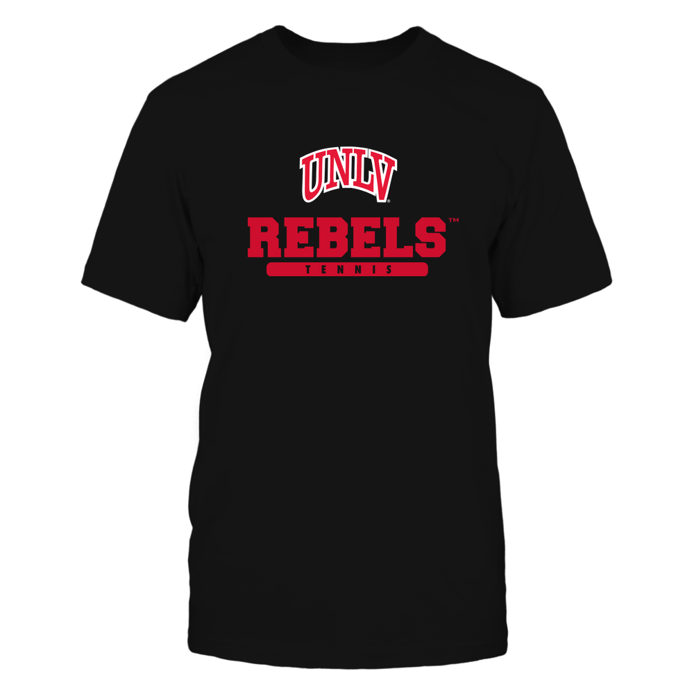 UNLV Rebels - Mascot - Logo - Tennis Front picture
