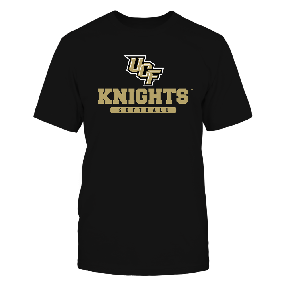 UCF Knights - Mascot - Logo - Softball Front picture