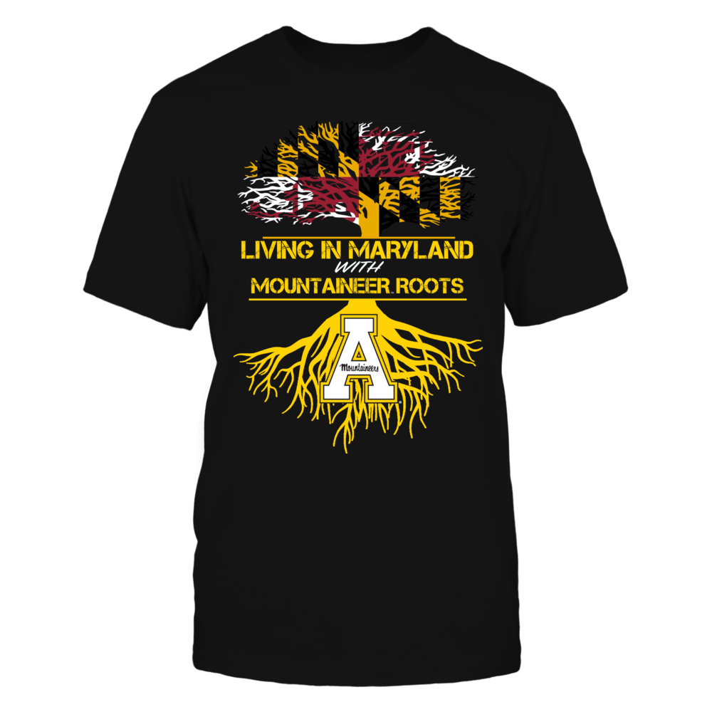 Appalachian State Mountaineers - Living Roots Maryland Front picture