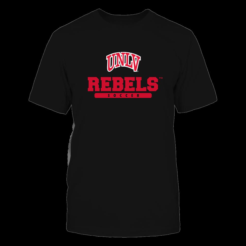 UNLV Rebels - Mascot - Logo - Soccer Front picture