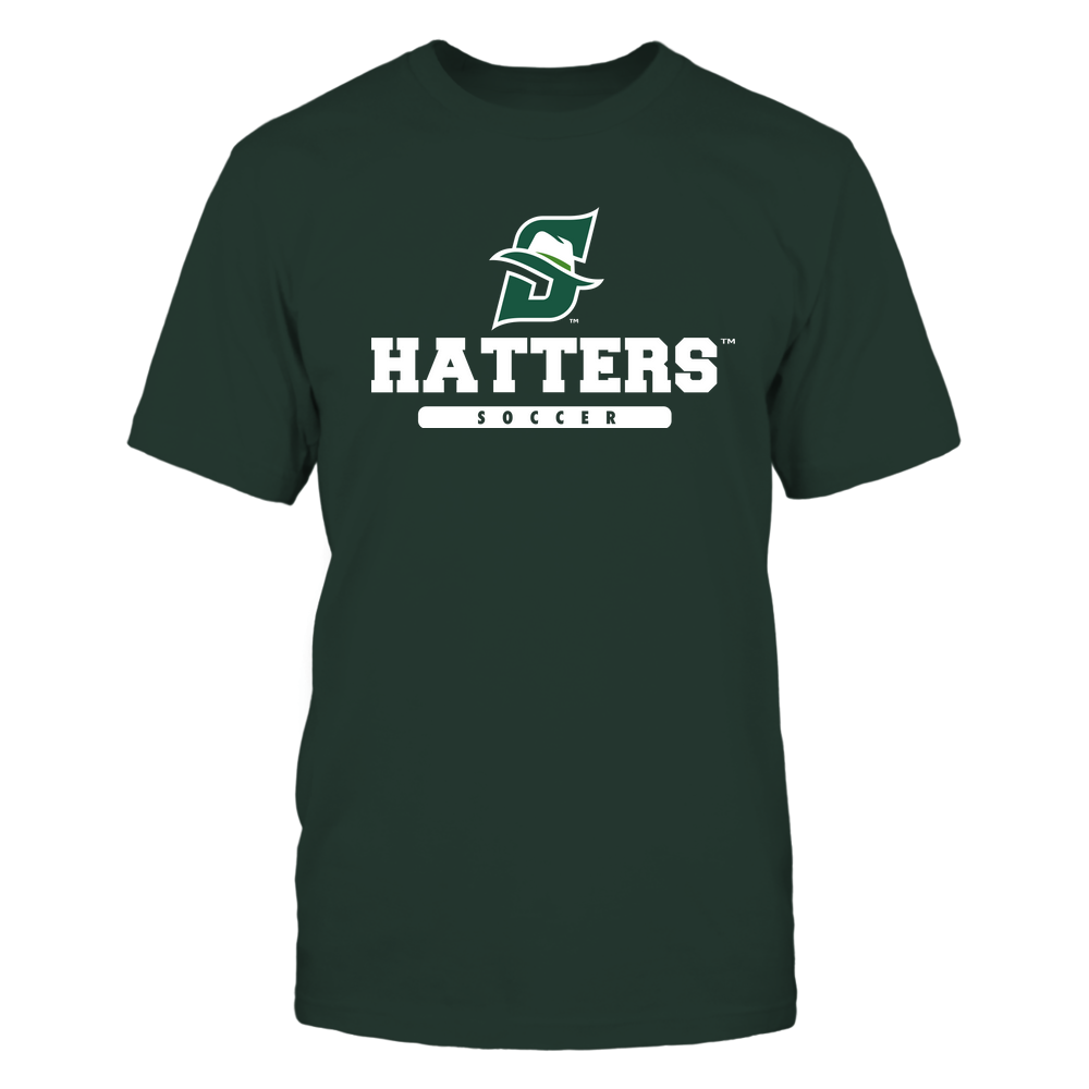 Stetson Hatters - Mascot - Logo - Soccer Front picture