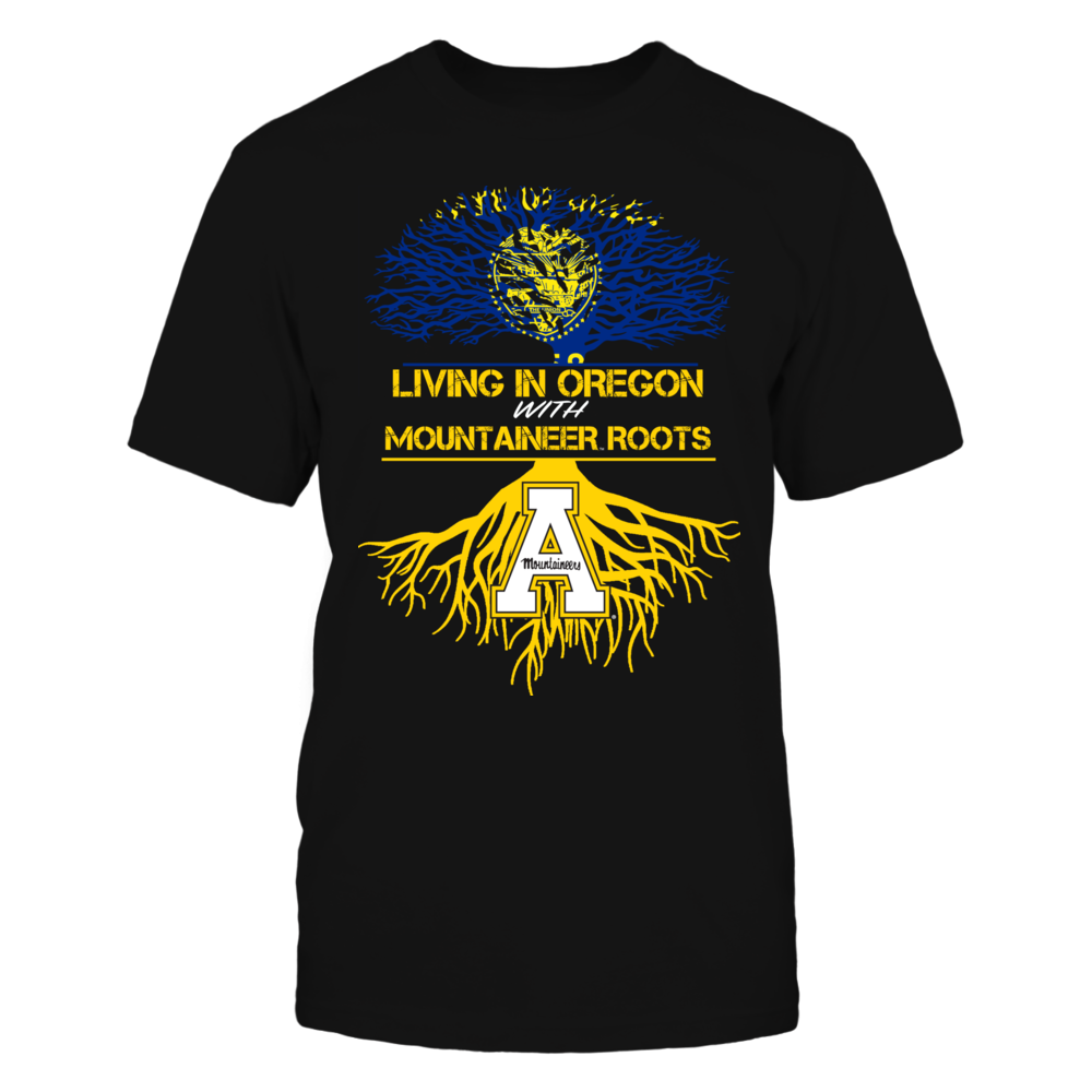 Appalachian State Mountaineers - Living Roots Oregon Front picture