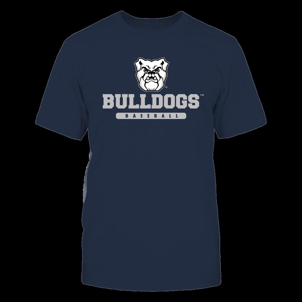 Butler Bulldogs - Mascot - Logo - Baseball Front picture