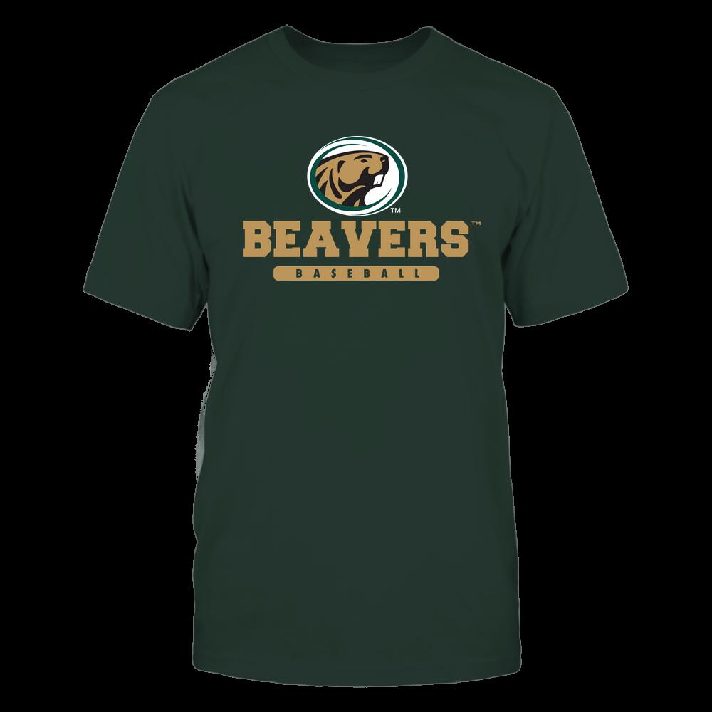 Bemidji State Beavers - Mascot - Logo - Baseball Front picture
