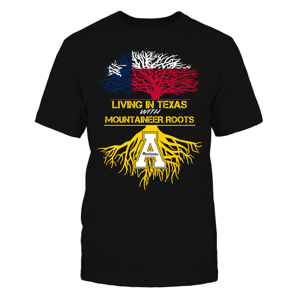 Appalachian State Mountaineers - Living Roots Texas Front picture