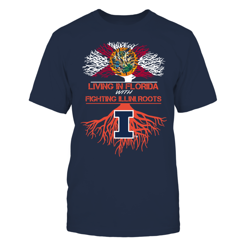 Illinois Fighting Illini - Living Roots Florida Front picture