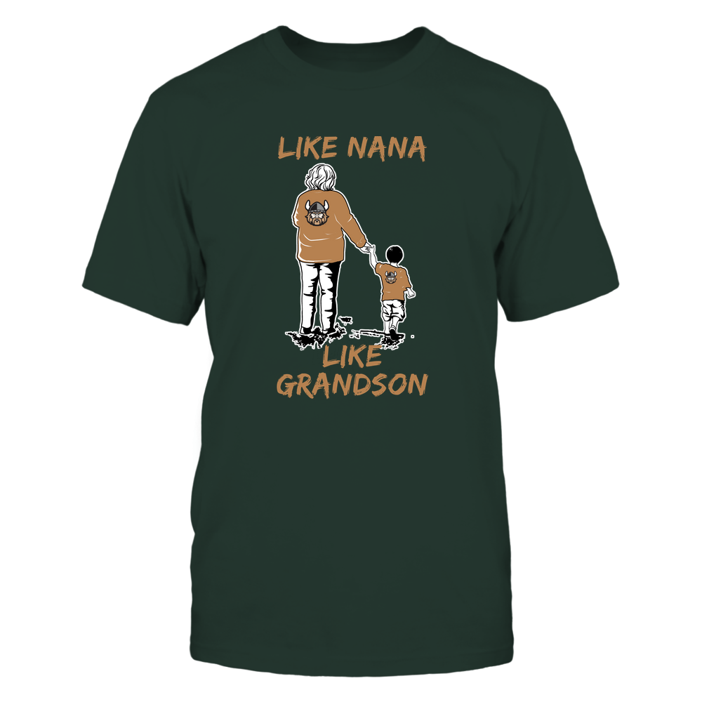 Cleveland State Vikings - Like Nana Like Grandson Front picture