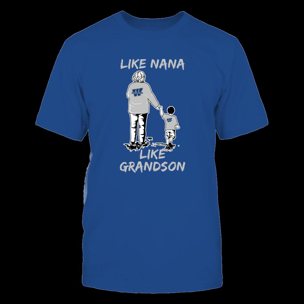 Washburn Ichabods - Like Nana Like Grandson Front picture