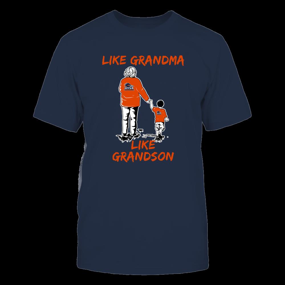 UTSA Roadrunners - Like Grandma Like Grandson Front picture