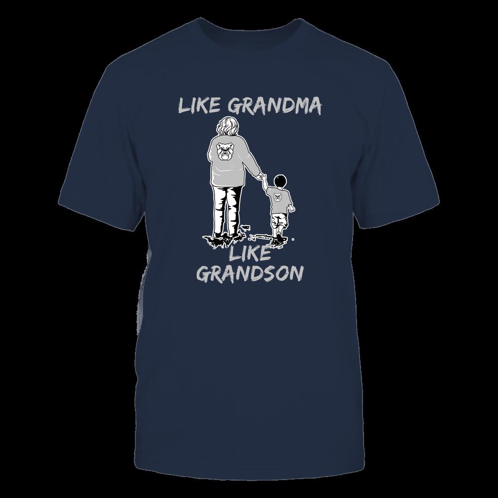 Butler Bulldogs - Like Grandma Like Grandson Front picture