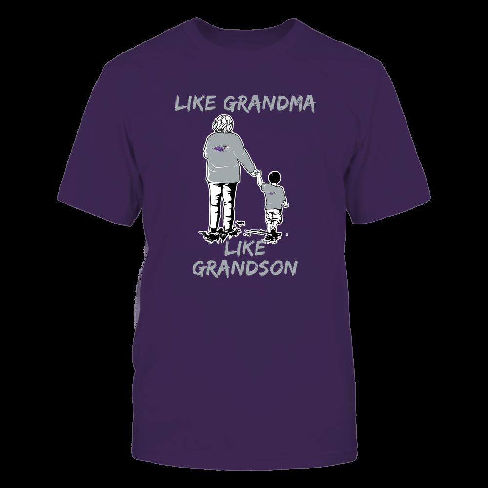 Wisconsin-Whitewater Warhawks - Like Grandma Like Grandson Front picture