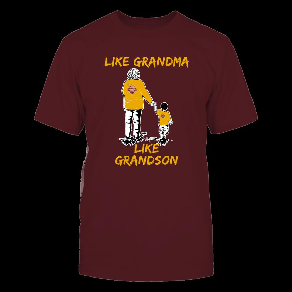 Cal State Dominguez Hills Toros - Like Grandma Like Grandson Front picture