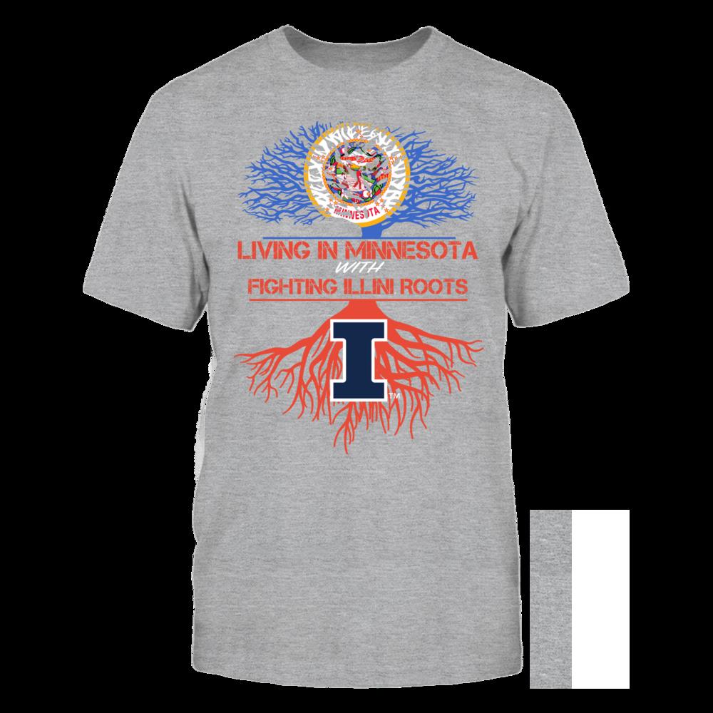 Illinois Fighting Illini - Living Roots Minnesota Front picture
