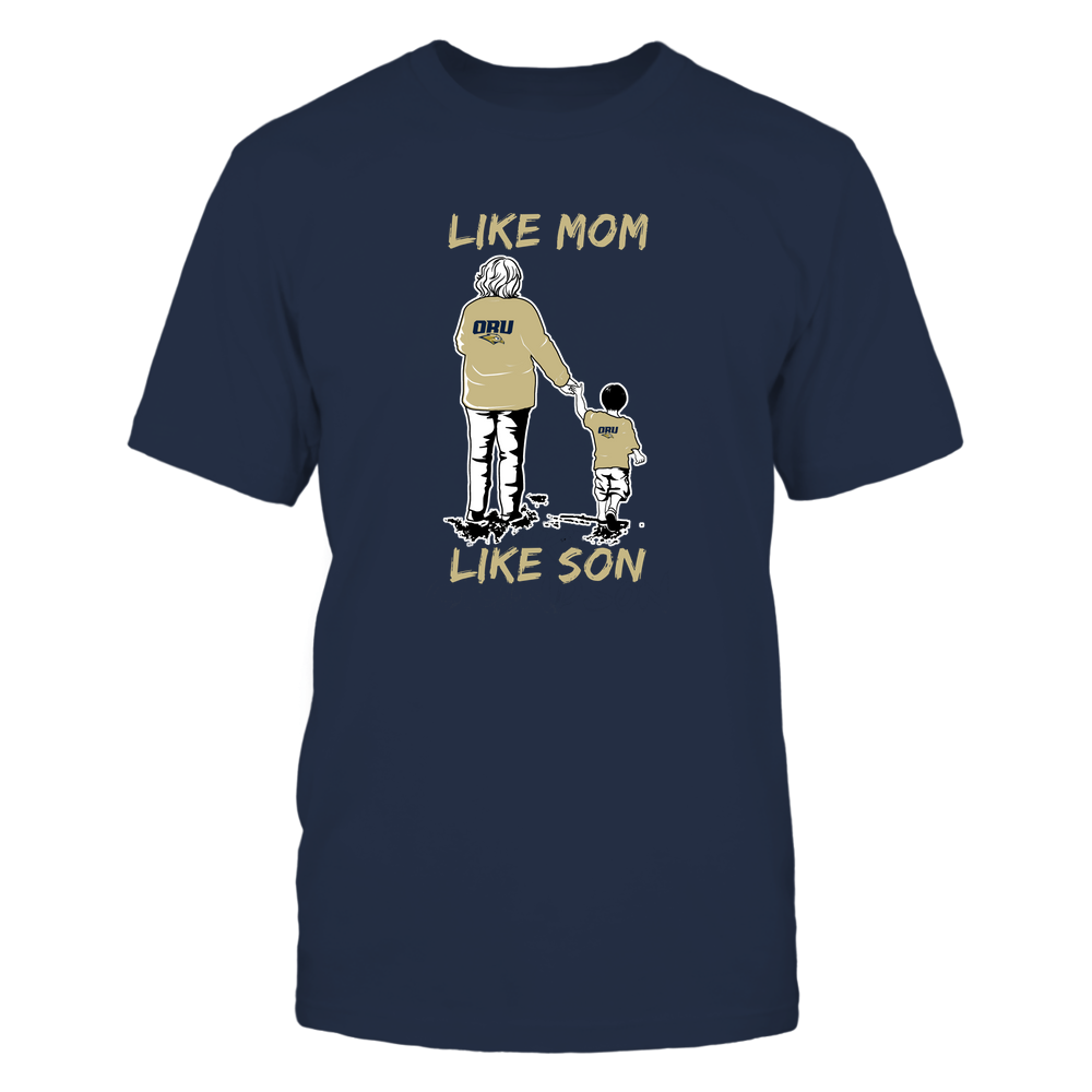 Oral Roberts Golden Eagles - Like Mom Like Son Front picture