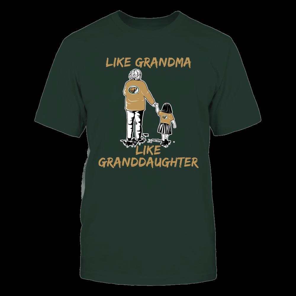 Bemidji State Beavers - Like Grandma Like Granddaughter Front picture
