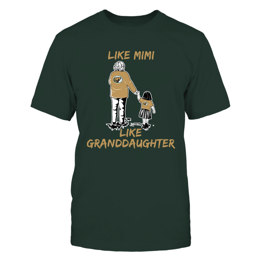 Bemidji State Beavers - Like Mimi Like Granddaughter Front picture