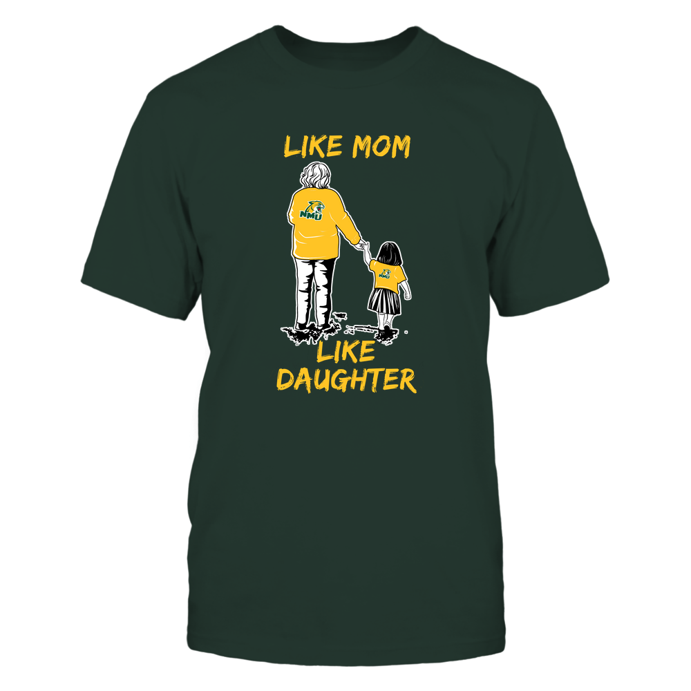 Northern Michigan Wildcats - Like Mom Like Daughter Front picture