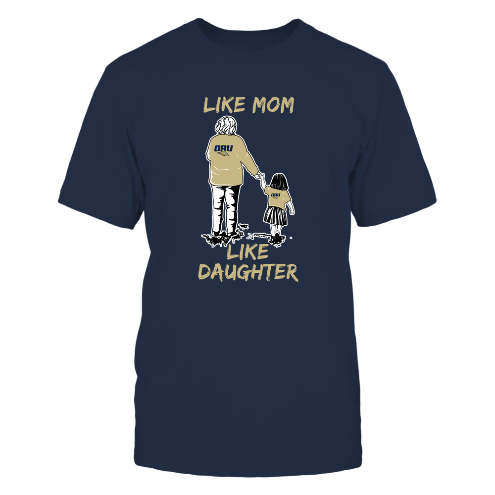 Oral Roberts Golden Eagles - Like Mom Like Daughter Front picture