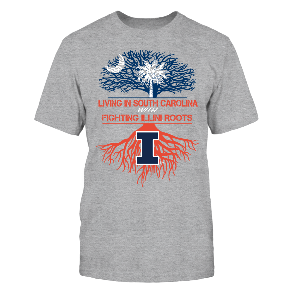 Illinois Fighting Illini - Living Roots South Carolina Front picture