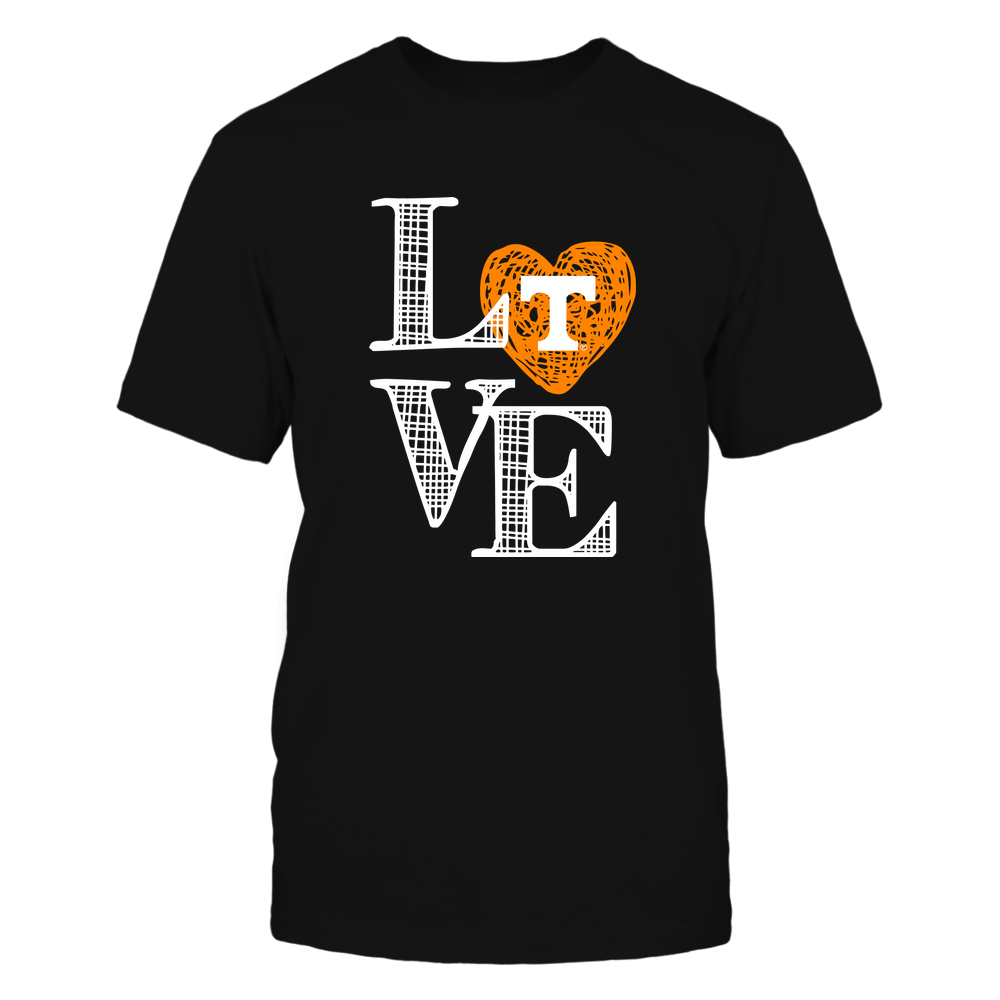 Tennessee Volunteers - Love grid - Team Front picture