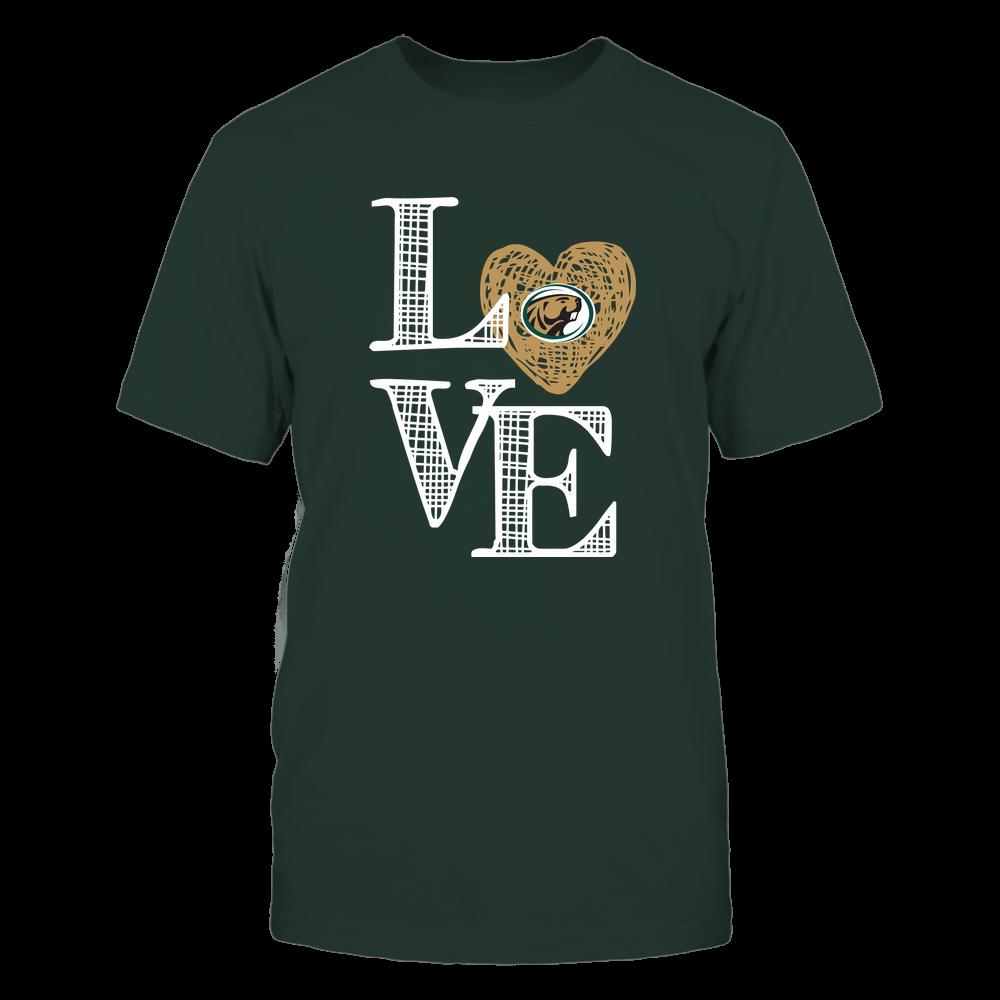 Bemidji State Beavers - Love grid - Team Front picture