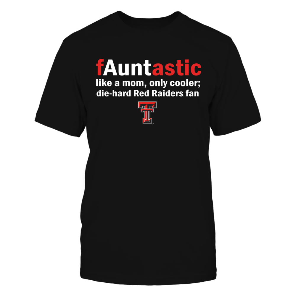 Texas Tech Red Raiders - fAUNTastic - IF13-IC13-DS75 Front picture
