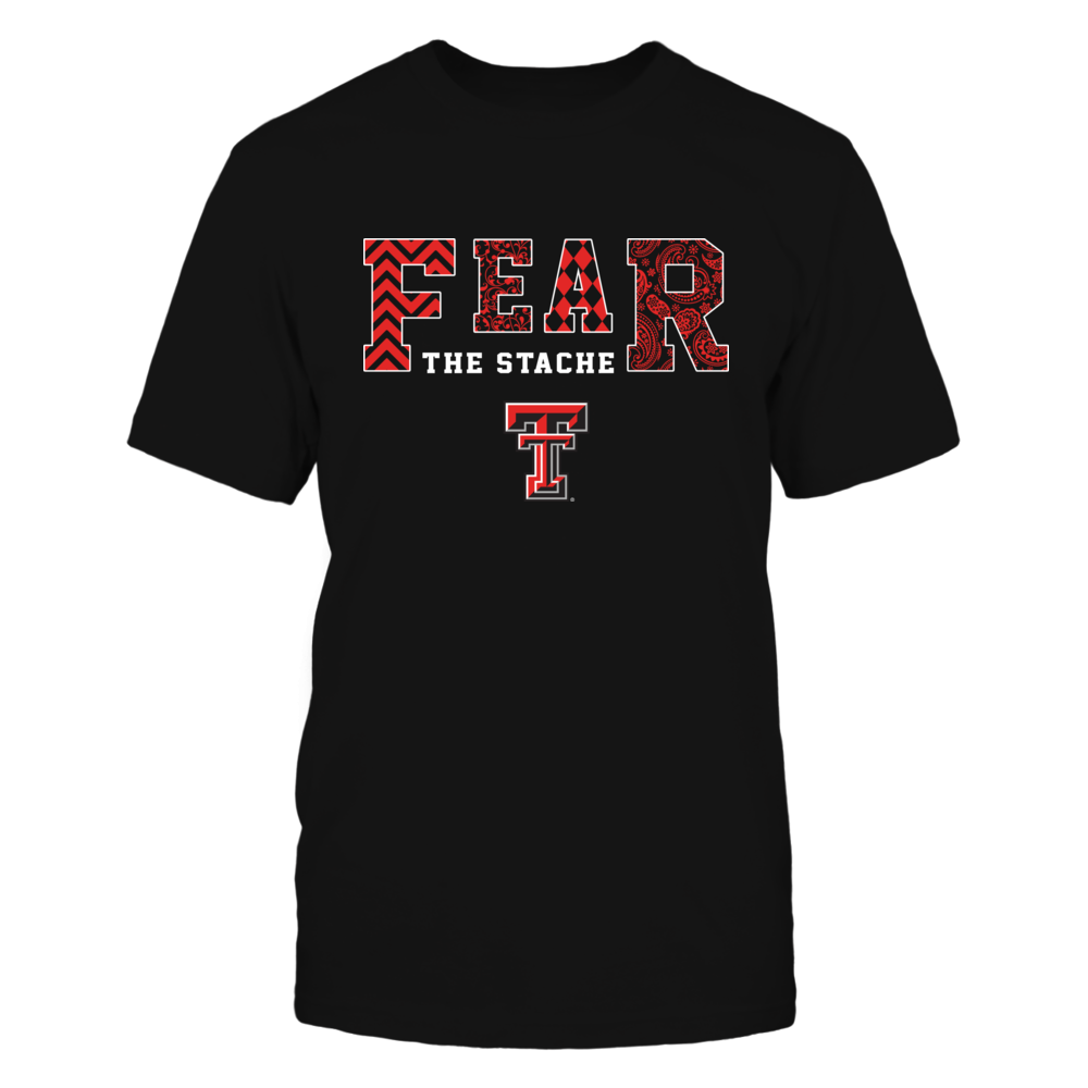 Texas Tech Red Raiders - Fear - Pattern - IF32-IC32-DS45 Front picture