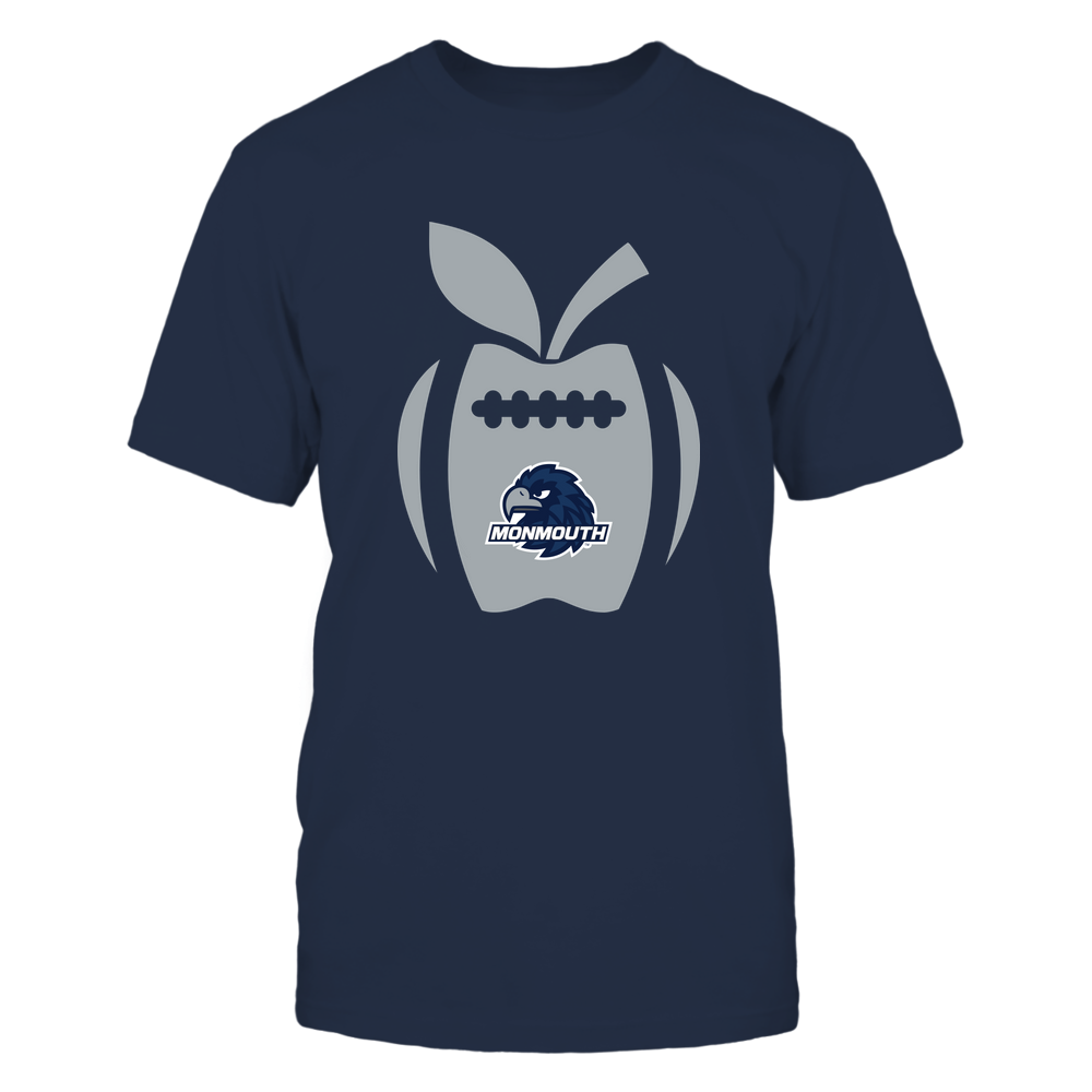 Monmouth Hawks - Teacher - Apple Football Line Front picture
