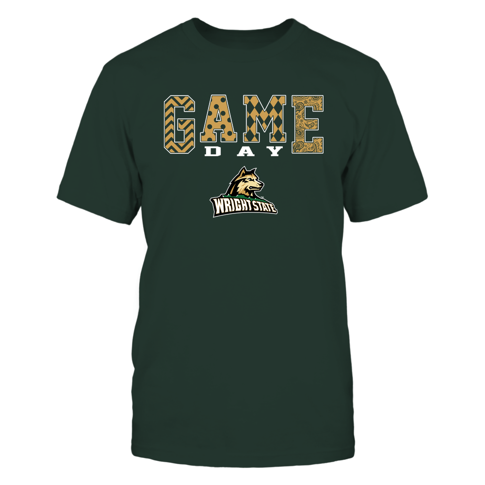 Wright State Raiders - Game Day - Pattern Front picture
