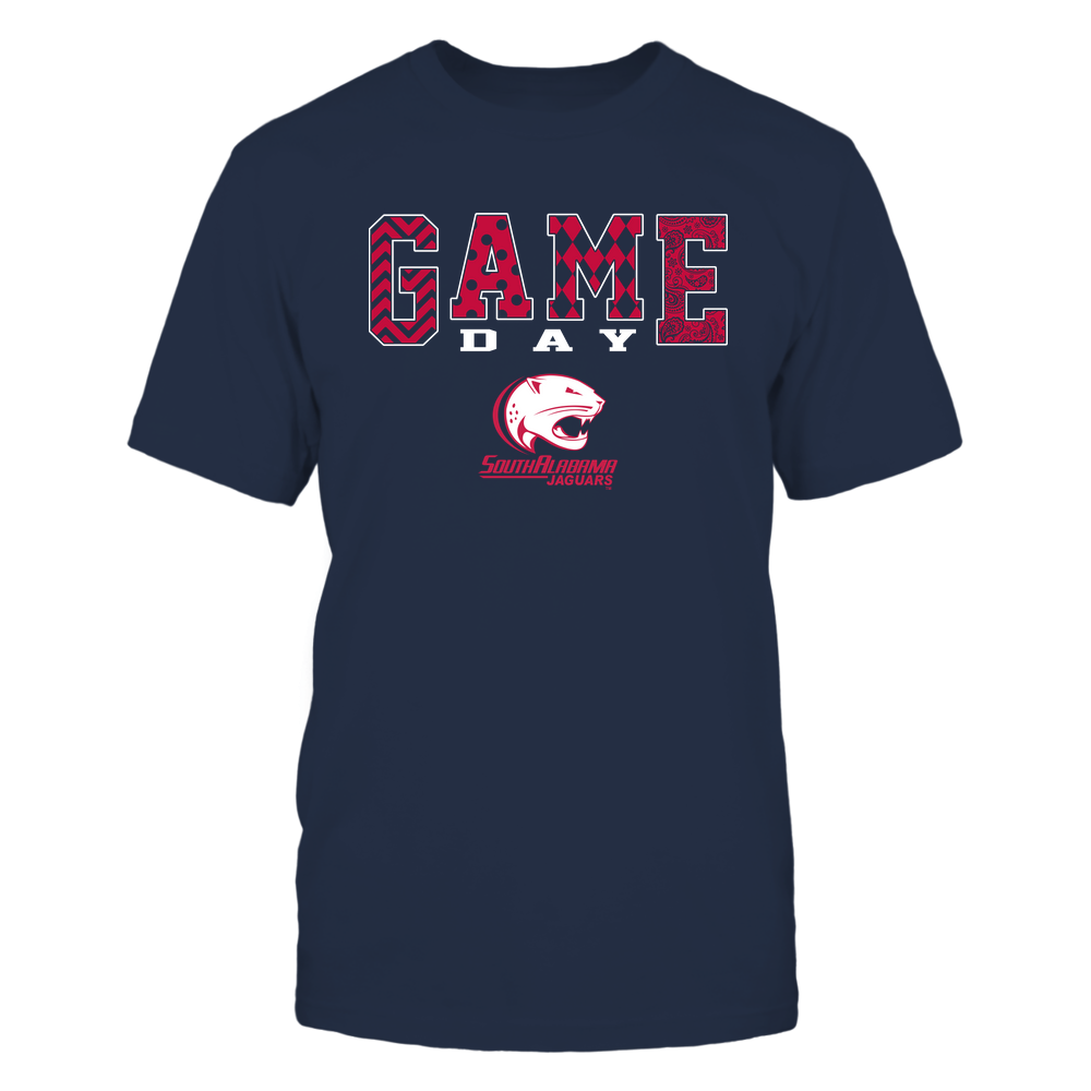 South Alabama Jaguars - Game Day - Pattern Front picture