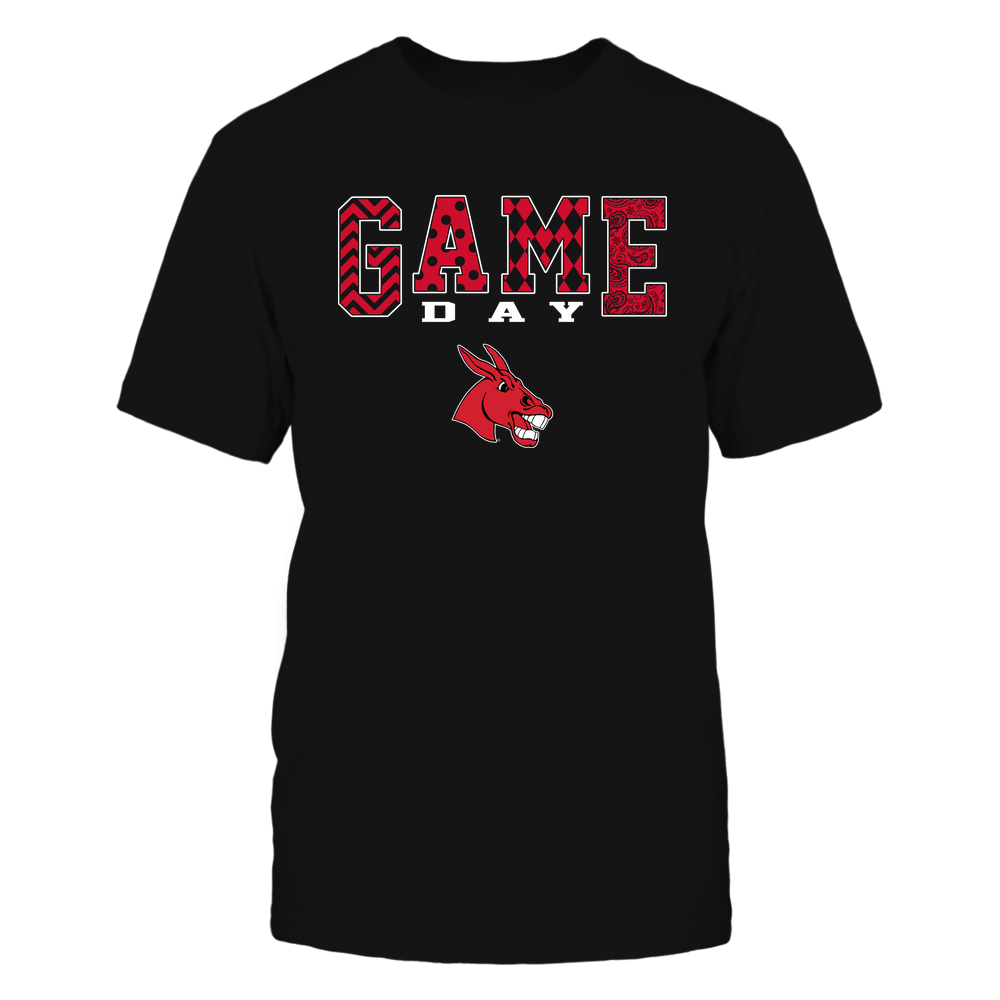 Central Missouri Mules - Game Day - Pattern Front picture