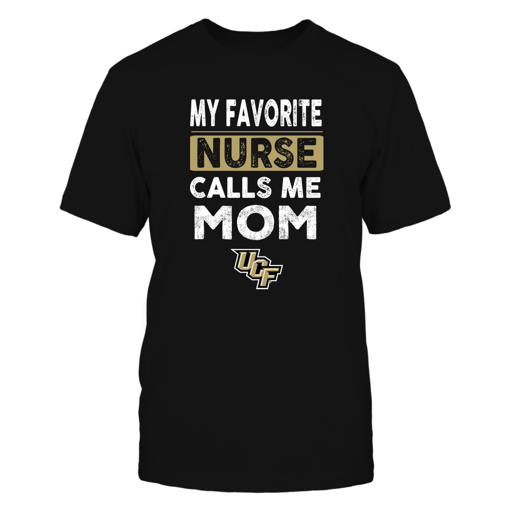 UCF Knights - My Favorite Nurse - Mom Front picture