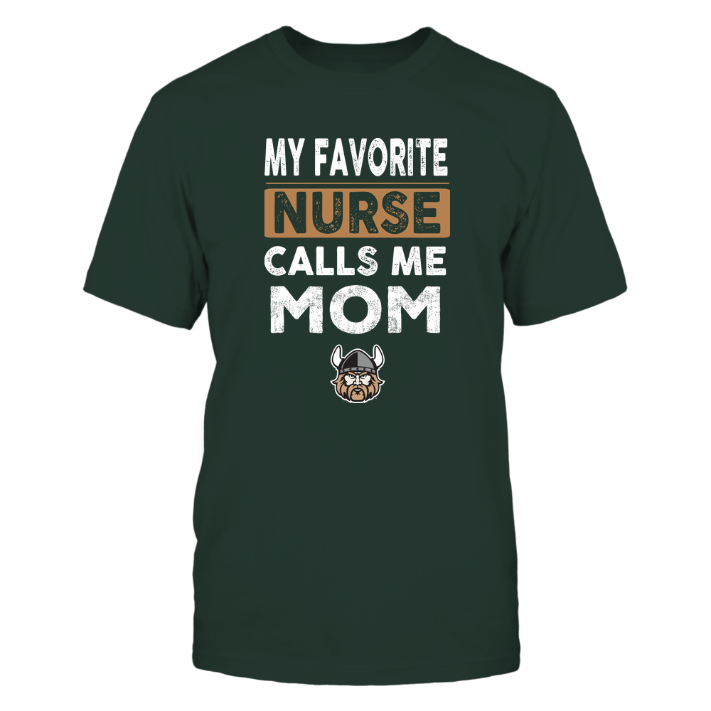Cleveland State Vikings - My Favorite Nurse - Mom Front picture