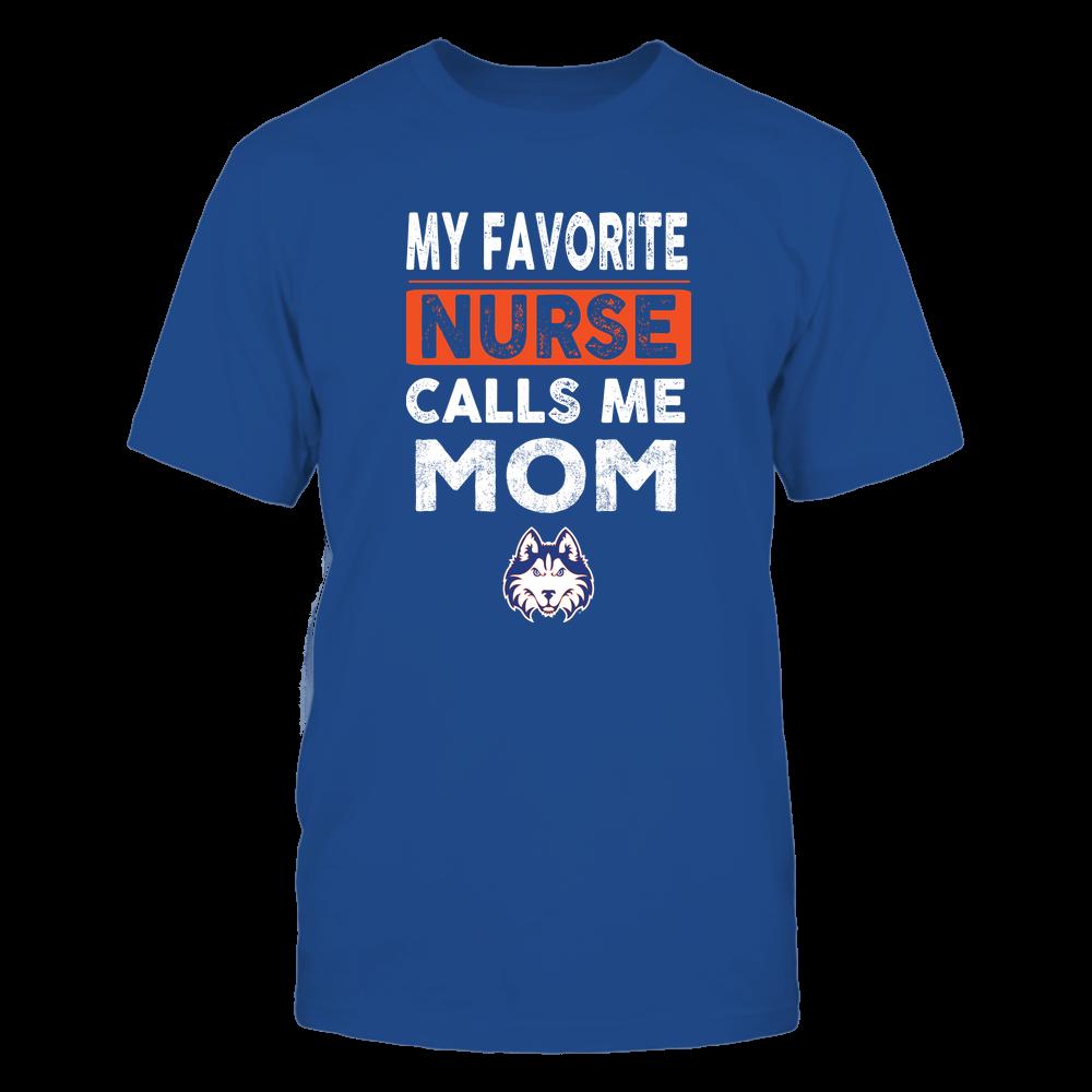 Houston Baptist Huskies - My Favorite Nurse - Mom Front picture