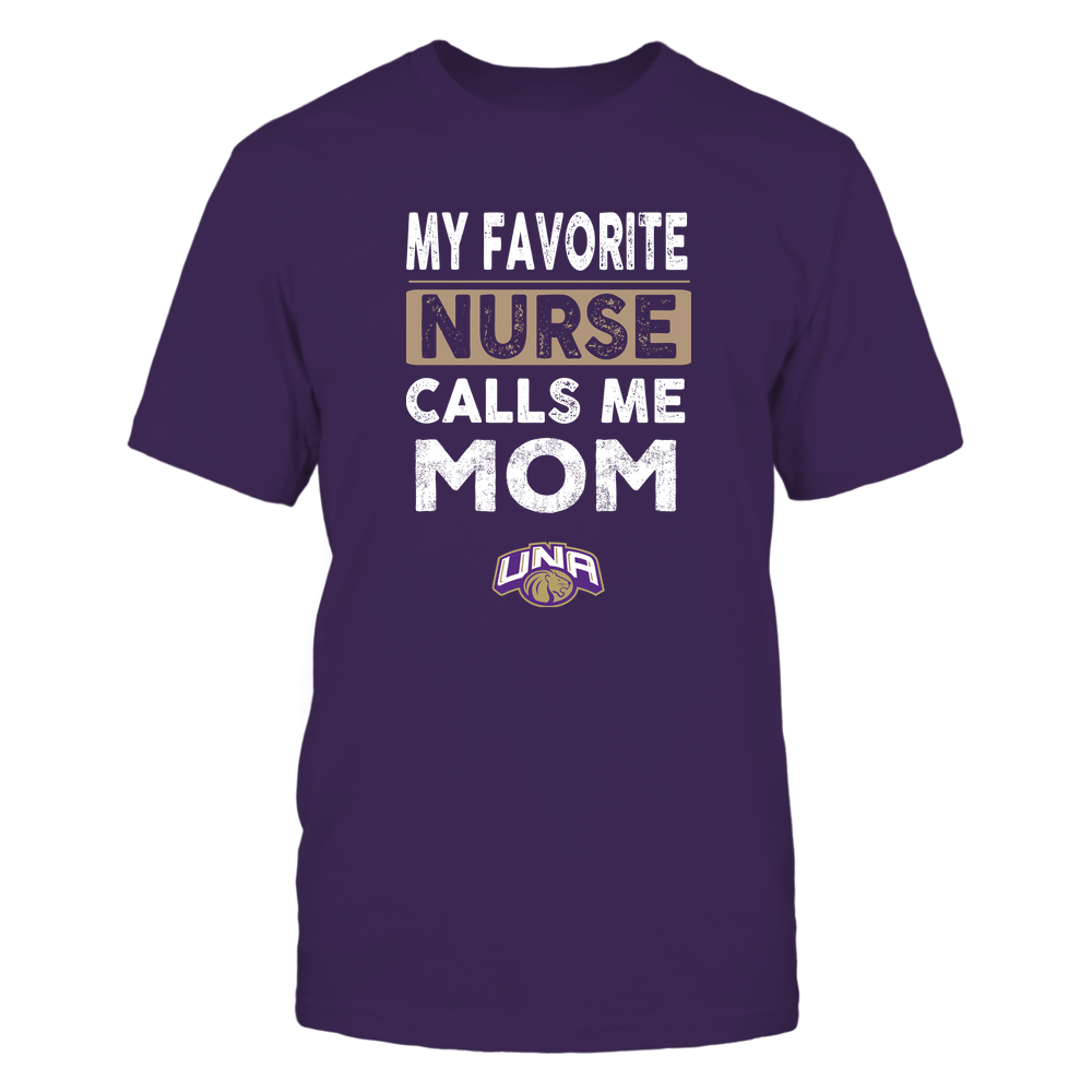 North Alabama Lions - My Favorite Nurse - Mom Front picture