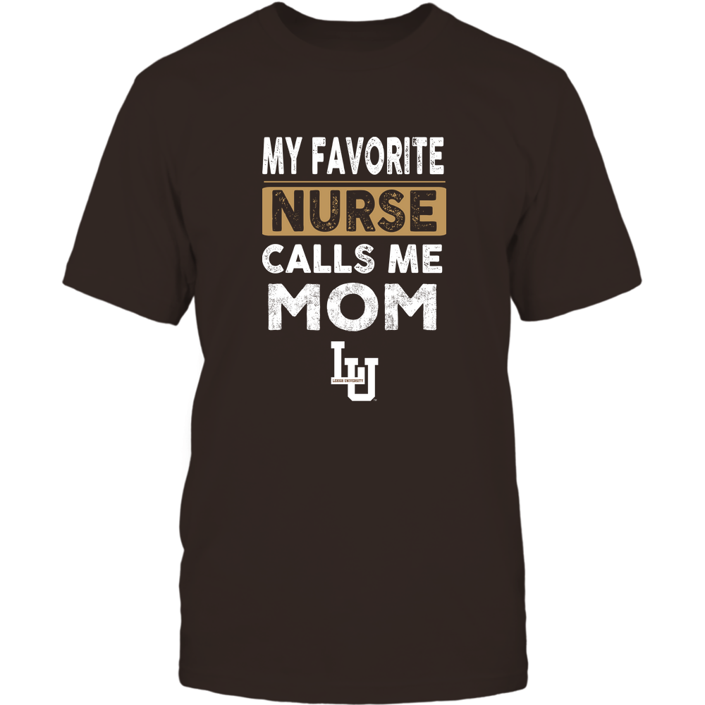 Lehigh Mountain Hawks - My Favorite Nurse - Mom Front picture