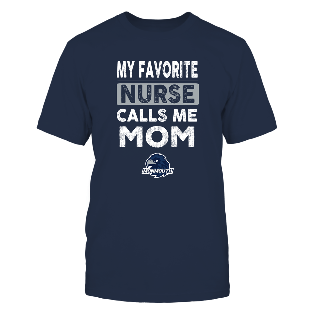 Monmouth Hawks - My Favorite Nurse - Mom Front picture