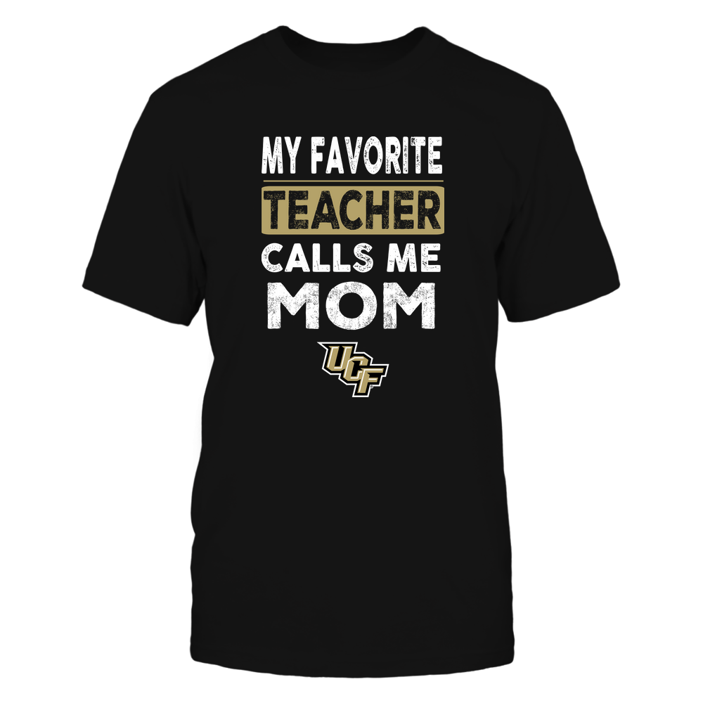 UCF Knights - My Favorite Teacher - Mom Front picture