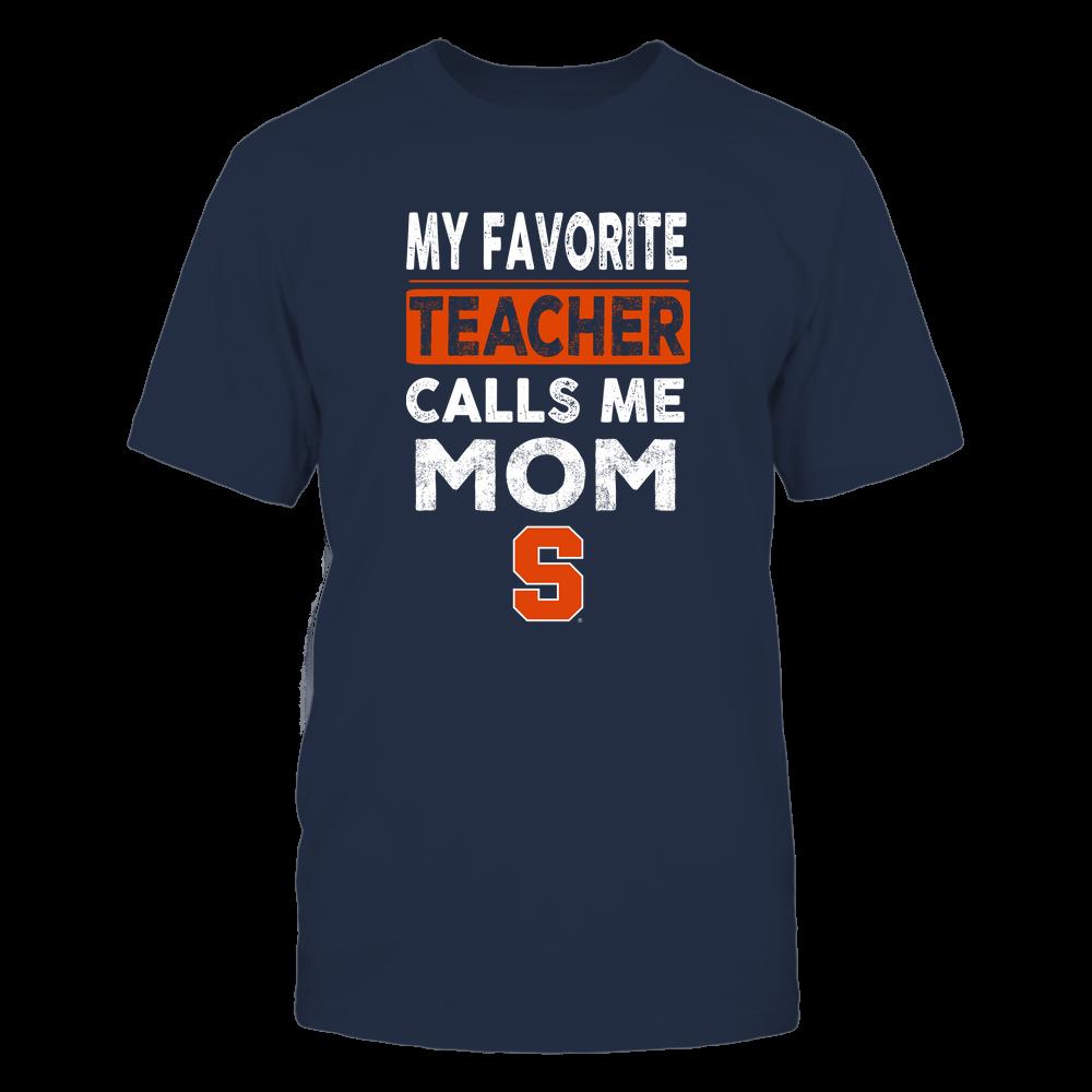 Syracuse Orange - My Favorite Teacher - Mom Front picture