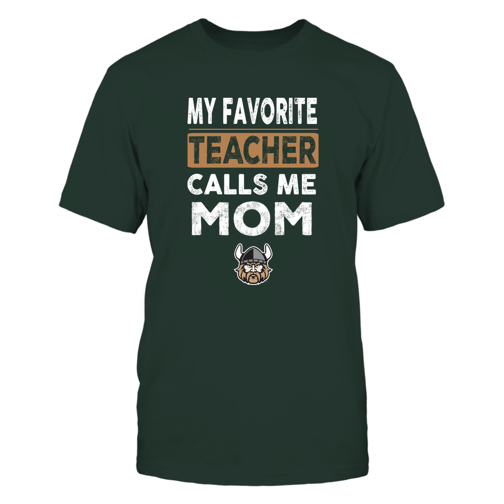 Cleveland State Vikings - My Favorite Teacher - Mom Front picture