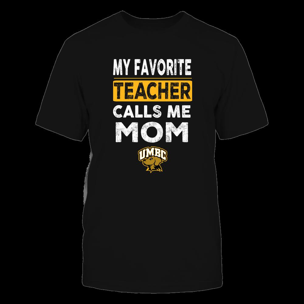 UMBC Retrievers - My Favorite Teacher - Mom Front picture