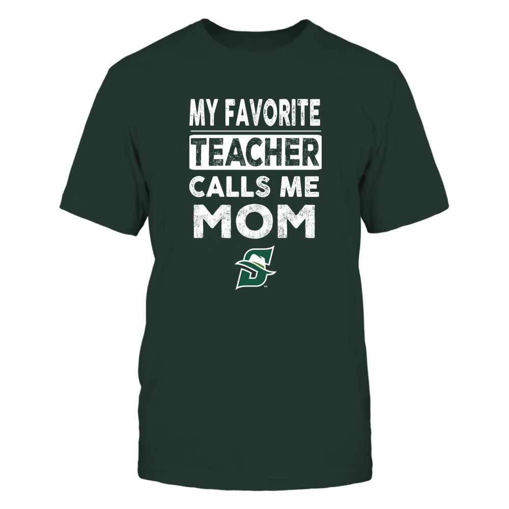 Stetson Hatters - My Favorite Teacher - Mom Front picture