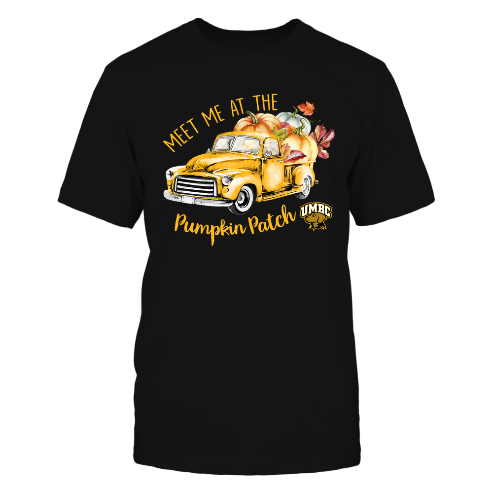 UMBC Retrievers - Meet Me at the Pumpkin Patch - Team Front picture