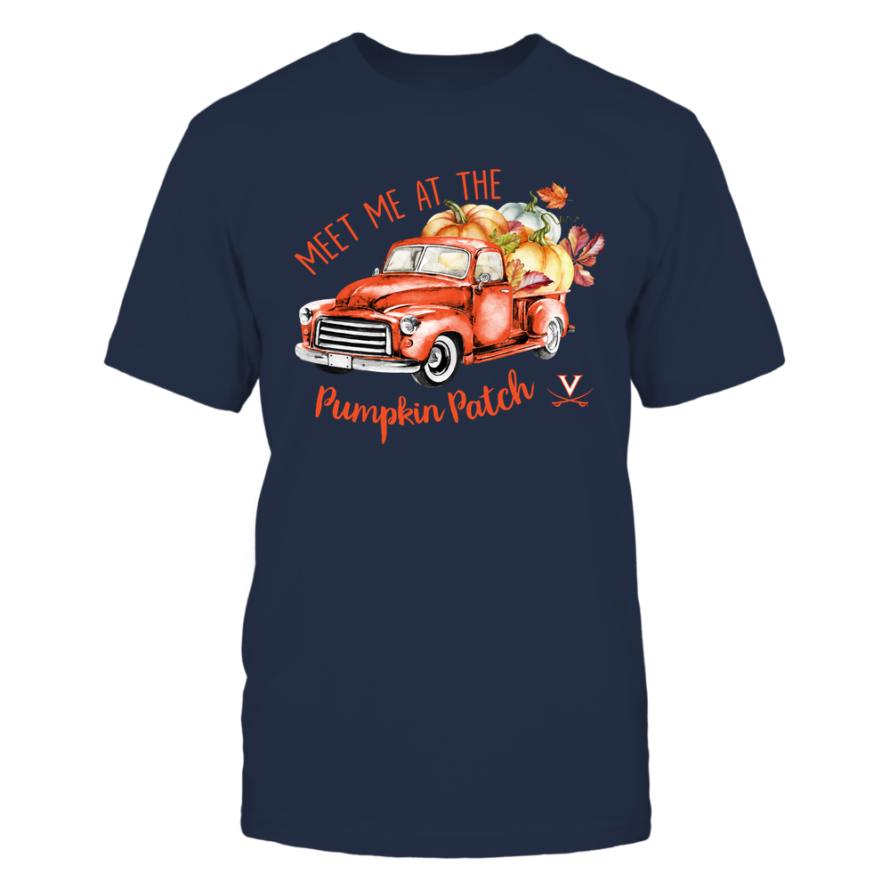 Virginia Cavaliers - Meet Me at the Pumpkin Patch - Team Front picture