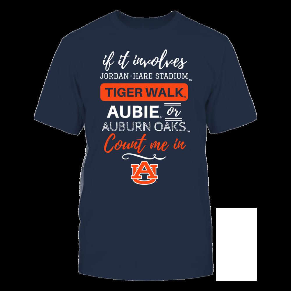 If It Involves Jordan-Hare Stadium - Auburn Tigers Front picture