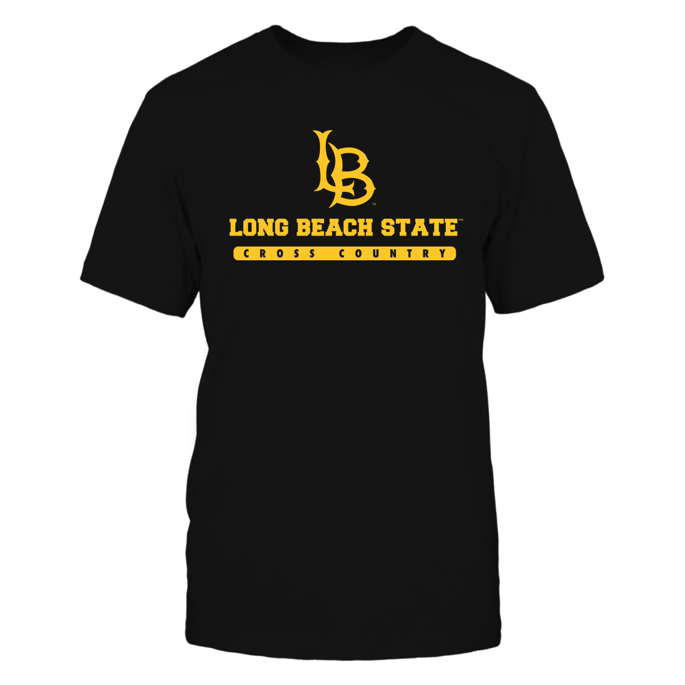 Long Beach State 49ers - School - Logo - Cross Country Front picture