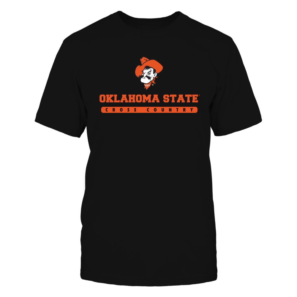 Oklahoma State Cowboys - School - Logo - Cross Country Front picture