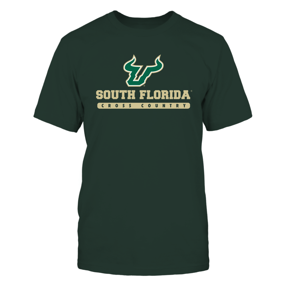 South Florida Bulls - School - Logo - Cross Country Front picture
